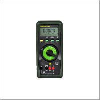 Digital Handheld Multimeter