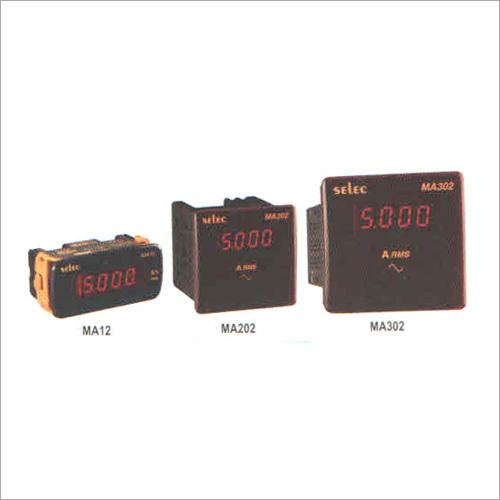 LED Ammeters