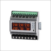 Electrical Multifunction Meter
