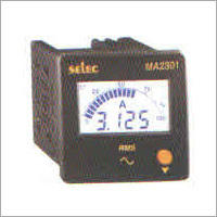 LCD Ammeters