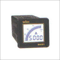 Electrical LCD Ammeters