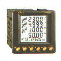 Electrical Multifunction Meters