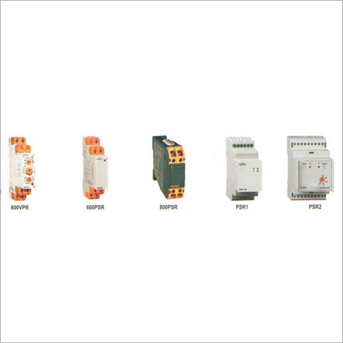 Din Rail Type Protection Relays