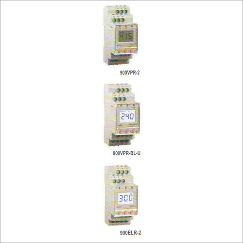 Voltage Protection Earth Leakage Relays
