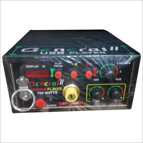 Tractor Amplifier 700W