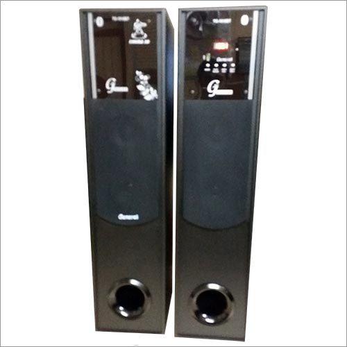 Built in Amplifier Tower Speakers