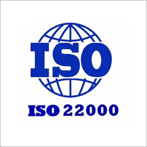 ISO 22000 Certification Consultancy Services