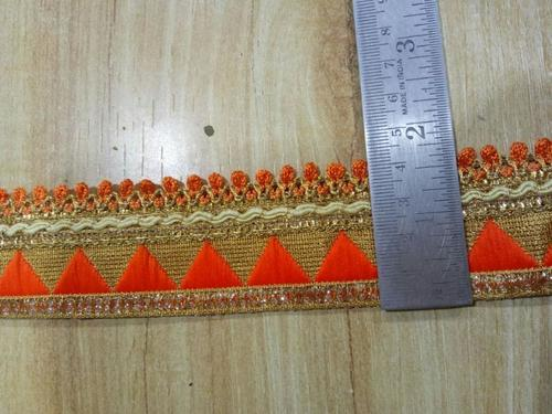 3 MM Velvet Maharani Lace