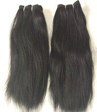Raw Temple Malaysian Straight Hair, Pure Unprocessed Hair,peruvian Straight Human Hair