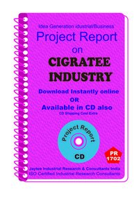 Cigrattee Industry establishment Project Report eBooK