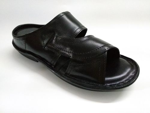 LEATHER SANDALS FOR MEN'S