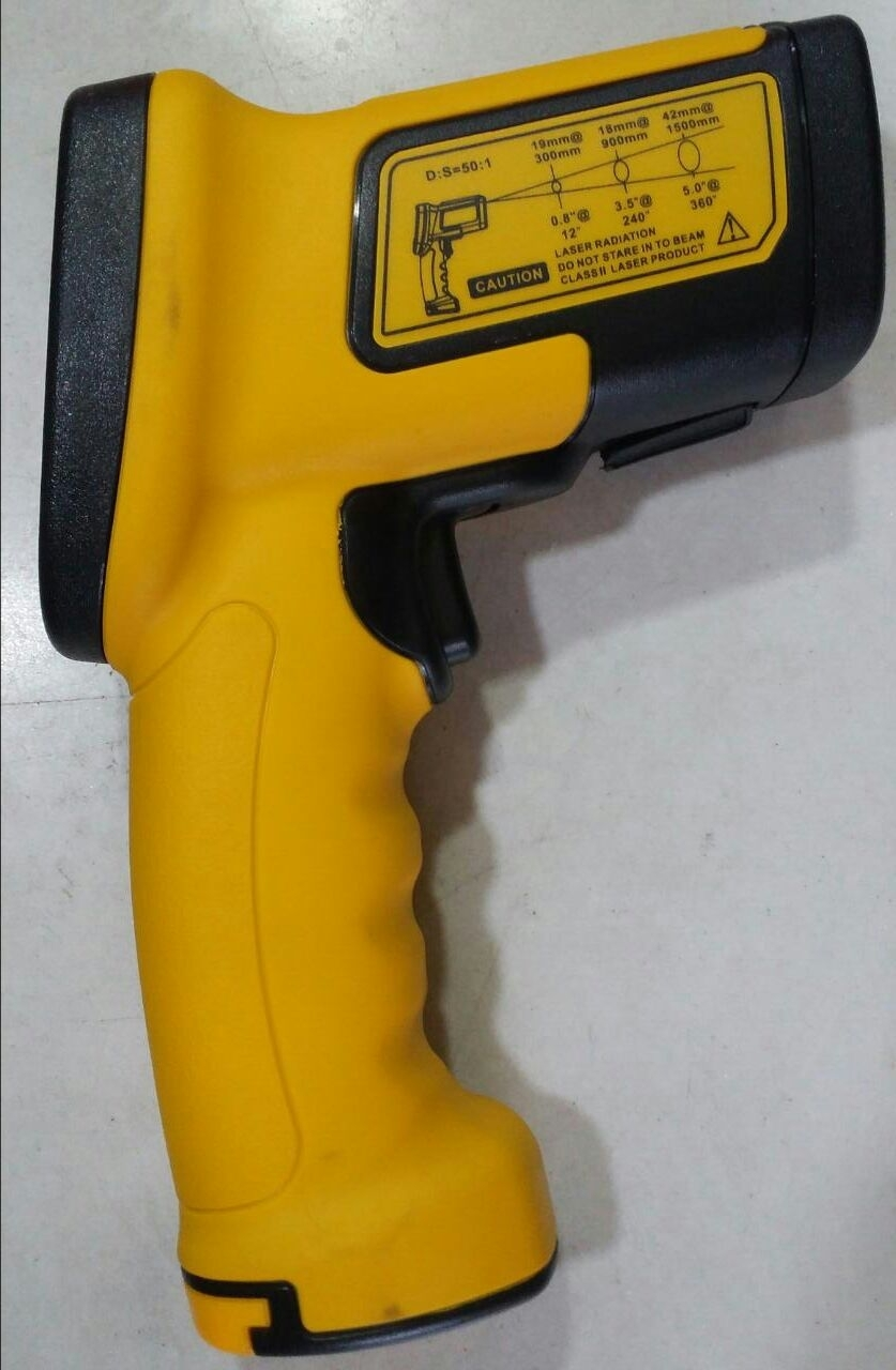 INFRARED THERMOMETER AS872