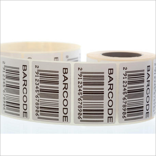 Barcode Sticker