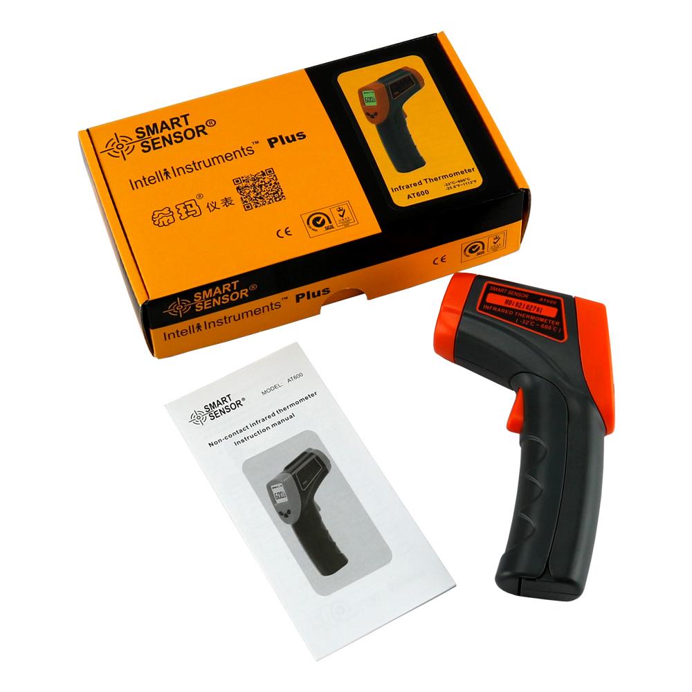 Smart Sensor Infrared Thermometer ( Temperature Sensor)