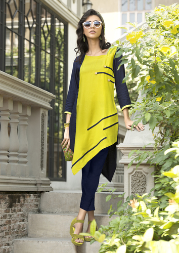 Ladies Fashion Kurti (Eleganza)