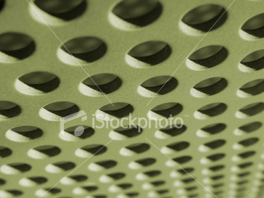 G I Perforated Sheet