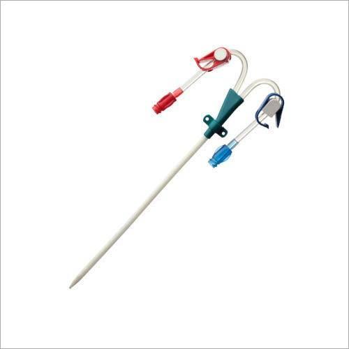 Hemodialysis Double Lumen Catheters