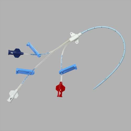 Hemodialysis Triple Lumen Catheters