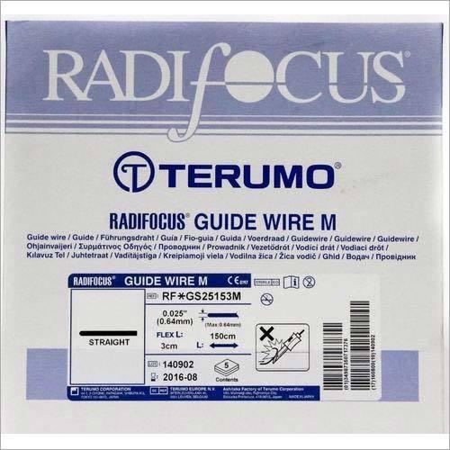 Radifocus Guide Wire M