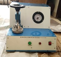 Bursting Strength Tester ( Analog Single Gauge)