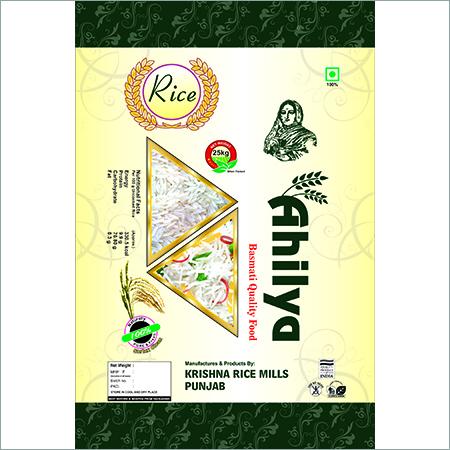 Rice Ahilya Basmati