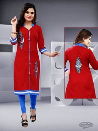 Latest Printed kurti