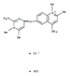 Quinapyramine Sulphate