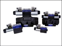 Hydraulic Direction Control Valve - CETOP 8 / NG 25
