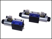 Hydraulic Direction Control Valve - CETOP 3 / NG 6
