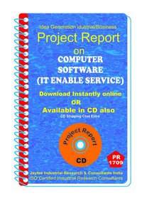 Computer software (IT Enable Service) manufacturing eBooK