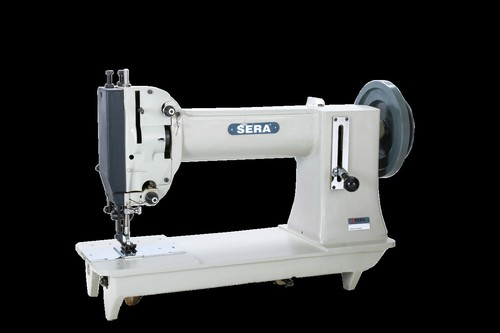 Top And Bottom Feed Extra Sewing Machine