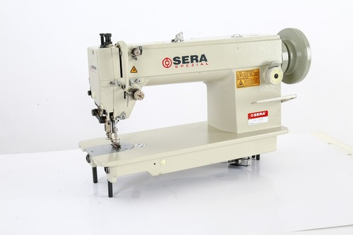 Single Needle lockstitch Walking foot Machine