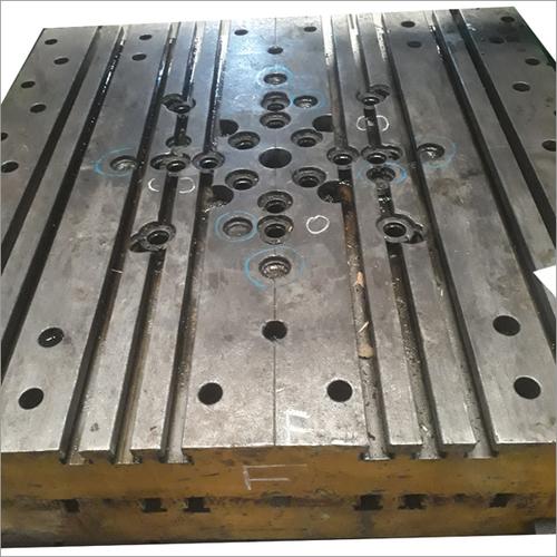 Bolster Plates Machining
