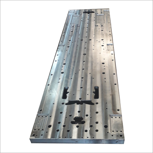 Sheet Metal Base Plate