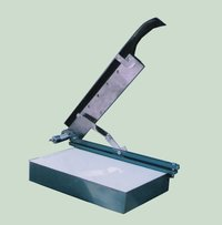 A4 Sample Cutter (Guillotine Type)