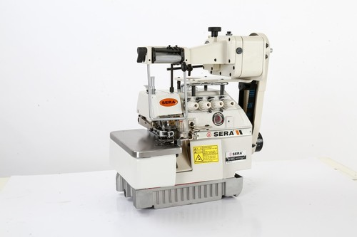 Overlock Elastic Attaching Sewing Machine