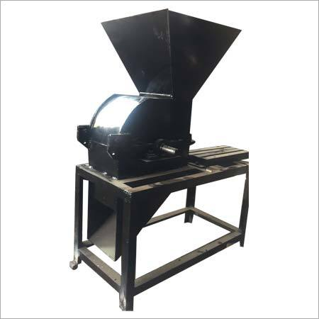 Black Coal Crusher Machine