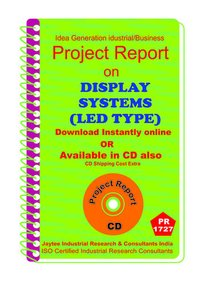 Display Systems (Led Type) Project Report eBooK