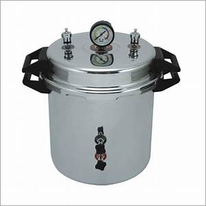 Autoclave Portable Pressure Cooker