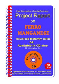 Ferro Manganese manufacturing Project Report eBooK