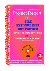 Fire Extinguisher Dry Powder Project Report eBooK