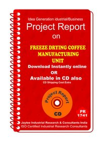 Freeze Drying Coffee manufacturing Unit eBooK