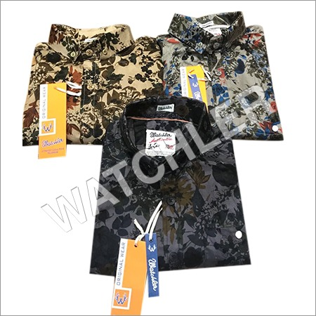 Mens Satin Shirts in punjab