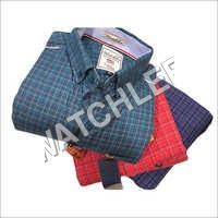Floro Breek Checks Shirt