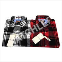 Mens Full Titch Check Shirt