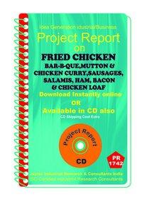 Fried Chicken, Bar -B-Que Mutton and Chicken Curry ,etc eBooK