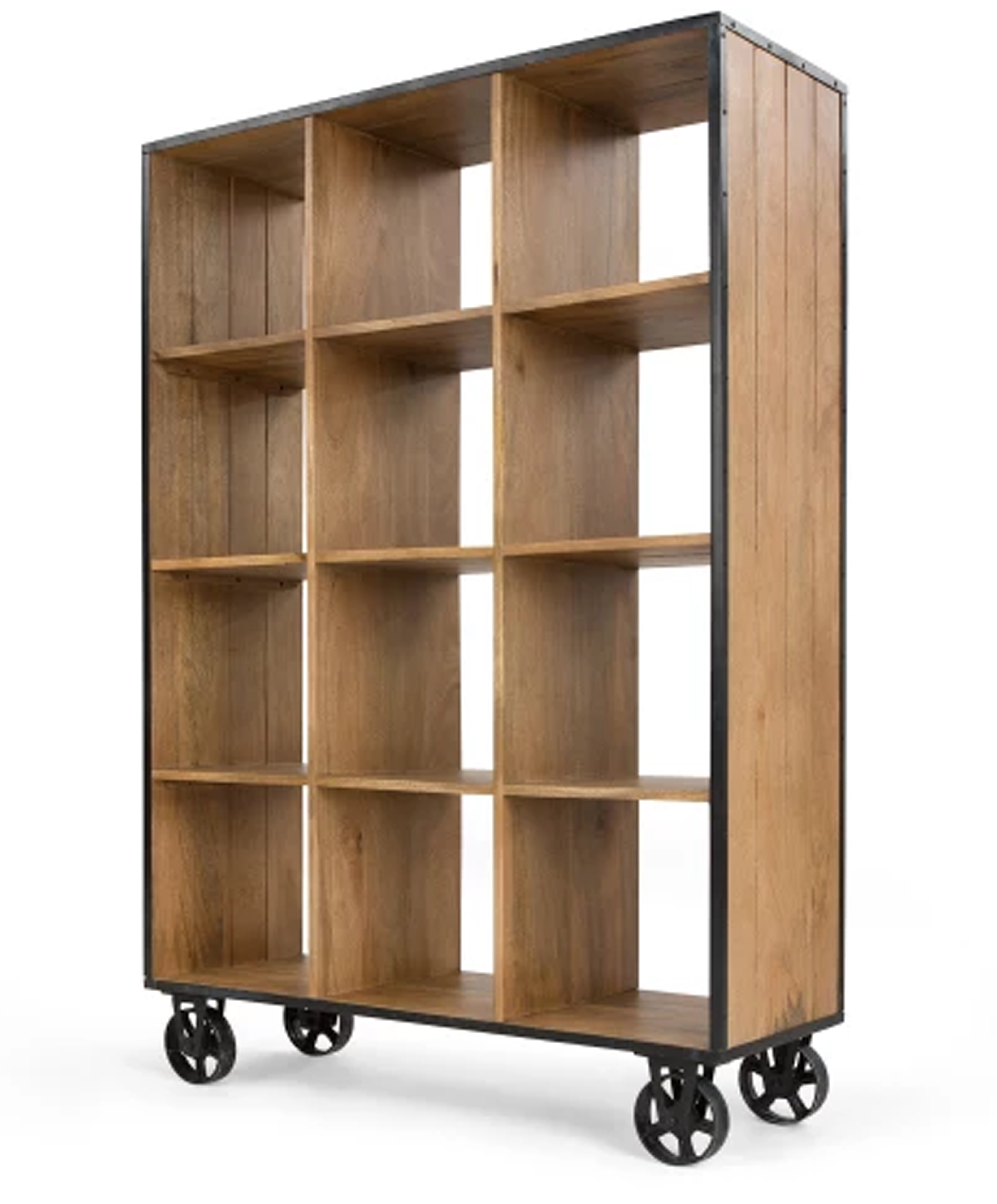 Iron File Cabinet