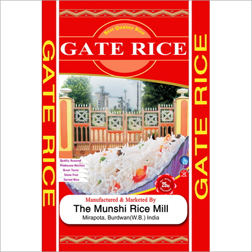Best Quality Gate Rice