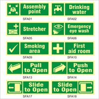 Safe Condition Signs