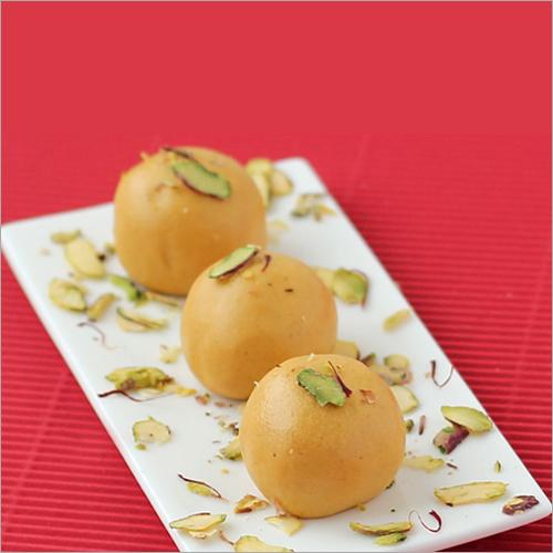 Organic Besan Laddu